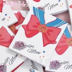 Harga Sailor Moon Bowtie Pola Notebook Tsukino Usagi Koleksi Diary Buku Internasional Oem Baru