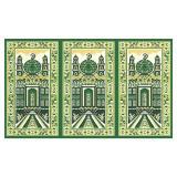 Review Sajadah Roll Medeena 105 X 570 Cm 21001 Masjid Hijau