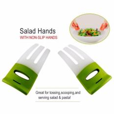 Salad Hands with Non-Slip Handles / Pengaduk Salad
