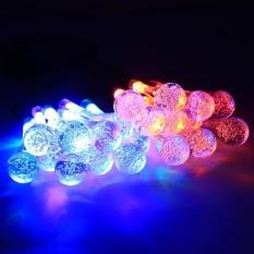 [Penjualan Di Breakdown Harga] Maya Keuntungan Rendah Fashion Baru Tenaga Surya Bertenaga 20 Air Jatuh Bentuk LED Tali Lampu tenaga Surya Lampu Dekorasi-Internasional