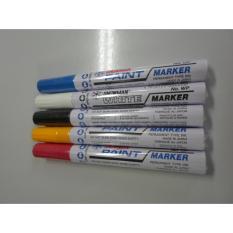 SALE Paint Marker Lusinan Snowman CP-12 Black/Hitam
