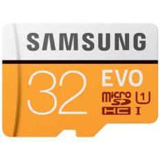 Samsung Microsd EVO Class 10 UHS-1 32GB Kartu Memori Memory Card HP Berkualitas Original