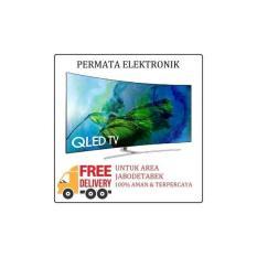 Samsung QA55Q8C 55 Inch Qled UHD 4K Smart Curved LED TV Q8C 55Q8C