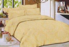 Harga Sandy Collection Seprei Katun Jacquard Kuning Seken