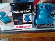 Harga Mesin Amplas Modern M 2540 Yang Bagus