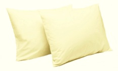 Situs Review Sarung Bantal Jumbo Size Calico Lightyellow