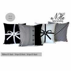 Spesifikasi Sarung Bantal Sofa Kursi 40X40 Paket Mix N Match 14 Murah