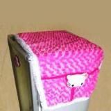 Promo Sarung Kulkas Hello Kitty Alas Kulkas Hello Kitty Pink Bahan Bulu Halus Berkualitas