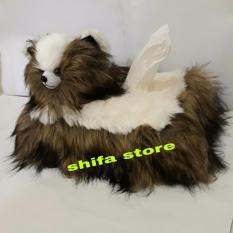 Sarung tempat tisue SHIFA karakter kucing