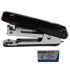 SDI Mini Stapler No. 10 - Hitam + Etona No. 10  Staples