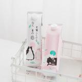 Spesifikasi Sederhana Kucing Susu Sapi Kapasitas Besar Tempat Pensil Kantong Pensil Terbaik