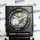 Jual Seiko Alarm Clock Qhe116K World Time Lumibrite Jam Weker Qhe116 Online Jawa Timur