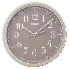 Review Seiko Qxa636A Jam Dinding 31 1Cm Quiet Sweep Wall Clock Seiko