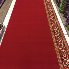 sejadah masjid grosir meter warna merah PERSIAN