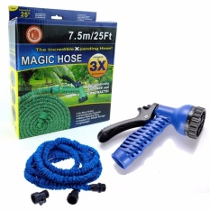 Paket Kebun Magic Hose Selang 75m Ez Water Cannon Daftar Update Source · Selang Air Magic