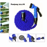 Diskon Selang Magic Hose Panjang 22 5 M Selang Air Ajaib Original Anti Kusut Branded