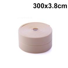 Toko Self Adhesive Sink Waterproof Tape Dapur Kamar Mandi Shower Toilet Sealant Putih Intl Lengkap Di Tiongkok