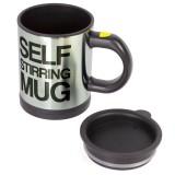 Harga Self Stirring Mug Gelas Pengaduk Otomatis Fullset Murah