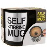 Review Self Stirring Mug Unik Pengaduk Minum Otomatis Self Stirring