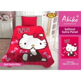 Beli Selimut Akiko Sutra Panel 150X200 Hello Kitty Murah