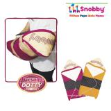 Dimana Beli Selimut Bayi Baby Blanket Topi Print Awesome Dotty Snobby