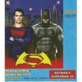 Harga Selimut Bonita Batman Vs Superman Origin