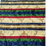 Spesifikasi Selimut Bulu Dewasa Motif Stripe Murah Berkualitas