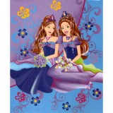 Selimut Bulu Internal 160X200 Barbie Murah
