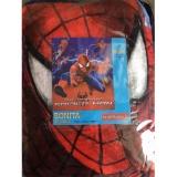 Jual Selimut Halus Bonita Motif Spiderman Grosir