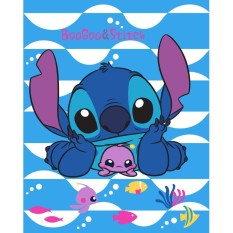 Selimut internal 160 cute stitch