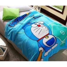 Jual Beli Selimut Karakter Doraemon Indonesia