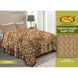 Beli Selimut Rosanna Jumbo Super Soft 200 X 240 Cheetah Indonesia