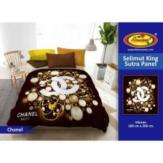 Selimut Rosanna King Sutra Panel 180x200 Canel