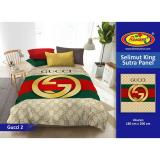 Toko Selimut Rosanna King Sutra Panel 180X200 Guci 2 Online