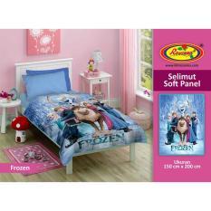 Selimut Rosanna Soft Panel 150x200 Frozen