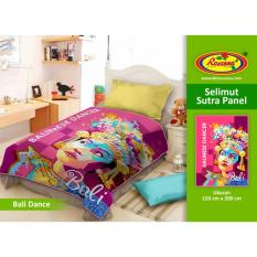 Review Selimut Rosanna Sutra Panel 150X200 Bali Dancer