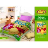 Beli Selimut Rosanna Sutra Panel 150X200 Winnie The Pooh Nyicil