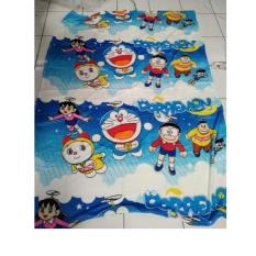 Berapa Harga Selimut Valda Rotary Sutra Panel 150X200 Doraemon Fly Di Indonesia