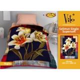 Diskon Besarselimut Vito Single Super Soft 150 X 200 Regina