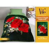 Jual Selimut Vito Single Supersoft 150X200 Maura Branded