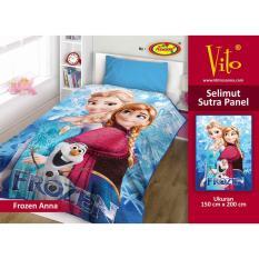 Ulasan Lengkap Selimut Vito Sutra 150X200 Frozen Anna
