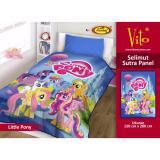 Selimut Vito Sutra Panel 150X200 My Little Pony Di Jawa Barat