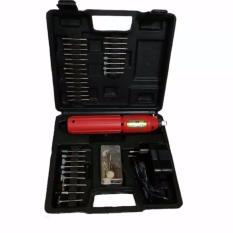 Toko Jual Sellery Mini Grinder Bor Gerinda Set 60 Pcs Rechargeable