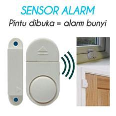 Sensor Alarm Pintu / Jendela Anti Maling