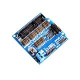Sensor Shield V5 Papan Ekspansi Sensor For Arduino Elektronik Blok Bangunan Bagian Robot Internasional Promo Beli 1 Gratis 1