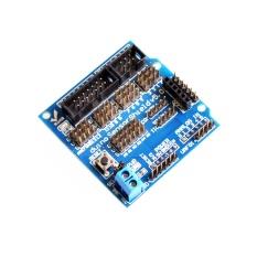 Iklan Sensor Shield V5 Papan Ekspansi Sensor For Arduino Elektronik Blok Bangunan Bagian Robot Internasional