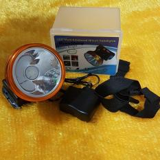 senter kapala cas 3800W Super bright SX-888/LED Multi-functional lithium headlights/mawar88shop