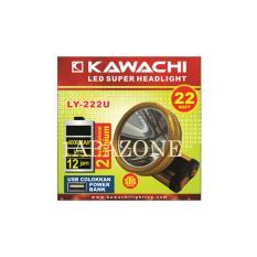 Senter kepala (led super headlight) LY-222U KAWACHI