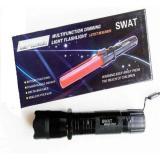 Jual Senter Multifungsi Swat Led Setrum Kejut Laser Merah Di Jawa Barat