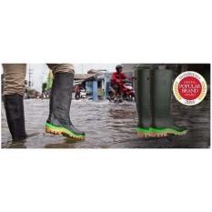 Sepatu AP 2003 Boots Pertanian Proyek Sawah Safety Dari Karet